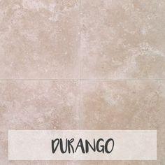 Durango Travertine   Filled   Honed