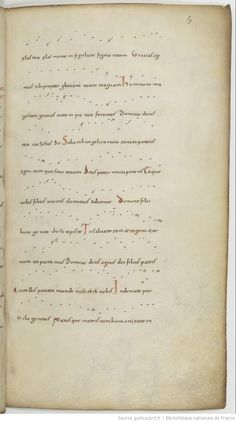I was digging through the early manuscripts in Latin on the bnf website, and found this. I couldn't figure out what the dots were, and then it struck me! Music! This is fantastic, and I need to show it to the choir guild. Troparium et prosarium Sancti Martialis Lemovicensis 0975-1100