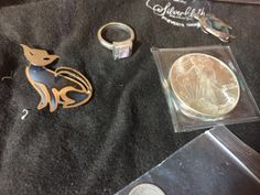 Day 4, Show # 193.  Posted on August 6, 2015 by garagesalepodcast.com    10 day plan to buy silver and gold the garage sale podcast way.    We learn how to handle and evaluate precious metals and determine fakes.