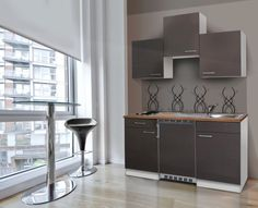 Single-Küche »Toledo«, Breite 160 cm | Kueche, Toledo and Ps | {Mini küchenzeile ikea 70}