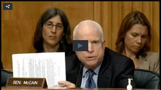 Watch: This Immigration Panel Wasn't Expecting This Heated Response From Sen. John McCain.  ANOTHER FED AGENCY OVERSTEPPING THEIR BOUNDS AND BEHAVING ILLEGALLY!