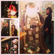#Santas, #Elfs, #Ornaments