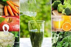 Descubra os benefícios dos sumos naturais de frutas e vegetais