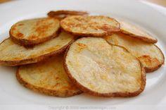 Sund opskrift på hjemmelavede chips