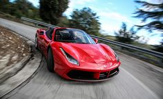 Driven! Ferrari's Scintillating 488 Spider - Photo Gallery of First Drive from Car and Driver - Car Images - Car and Driver