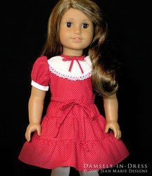 Molly pg. 1 - Damsels-in-Dress