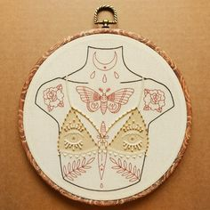 Learn Embroidery, Embroidery Patterns Free, Hand Embroidery Stitches, Embroidery Hoop Art, Embroidery For Beginners, Hand Embroidery Designs, Embroidery Techniques, Ribbon Embroidery, Cross Stitch Embroidery