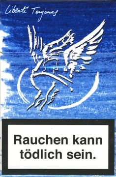 <b>Gauloises - SE Liberte Toujours 2007 AT Blue Helmet 2 Blondes - (German warning, EU1)</b><br><br><i>Sold in</i> Austria <br><i>Made in</i> France in 2007 year <br><i>Producer</i>: Altadis<br><i>Trade Mark Owner</i>: Altadis<br><i>Concentration of nicotin/tar/monoxide</i>: 0,8/10/10<br><i>Size height/width/depth (mm)</i>: 87/57/22<br><i>Open type</i>: Flip-Open<br><i>Condition</i>: 3D-form<br><b>DOUBLES AVALIABLE</b>: NO
