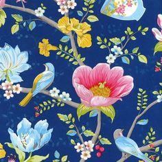 Floral Wallpaper Living Room Pip Studio 25 Ideas For 2019