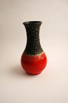 West German Jasba Vase by ViscountVintage on Etsy, €40.00