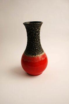 West German Jasba Vase by ViscountVintage on Etsy, €40.00