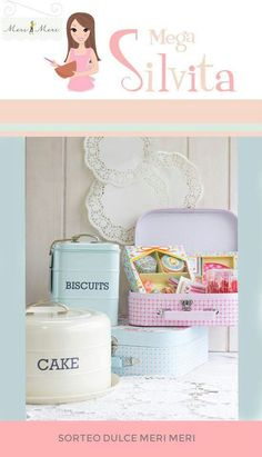 Cake and biscuit tins