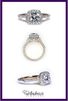 Come try on every style at our Verragio Trunk Show on November 5th, only at Andrews Jewelers!