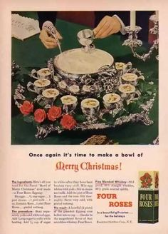 Four Roses Christmas – Sold (1948)