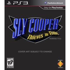 Enter to win the new Sly Cooper: Thieves in Time PS3 game on the October 1st 2012 release date!