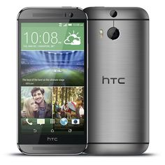 HTC One M8 32GB Gray 4G LTE GSM (AT&T, ... OEM Unlocked) Smartphone Android - FR #android #smartphone #unlocked #gray