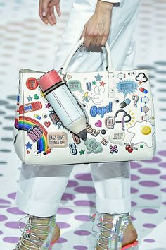 The tale of Anya Hindmarch's £12 million stickers...
