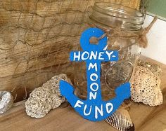 Pin 17. Honeymoon fund sign to place in front of the honeymoon fund jar, at the present table PineNsign, Honeymoon fund jar honeymoon jar beach wedding sign by PineNsign. Image. Available at: https://www.etsy.com/au/listing/152518944/honeymoon-fund-jar-honeymoon-jar-beach?ref=sr_gallery_23&ga_search_query=beach+wedding&ga_page=3&ga_search_type=all&ga_view_type=gallery [Accessed March 1, 2015].