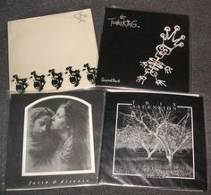 Art Failure (UK), Der Todesking (film ost, Germany), Faith & Disease (US) and This Ascension (US)