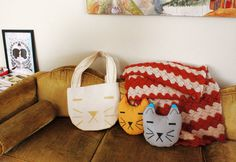 ++ Rabbit Carry All Tote