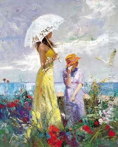 Summer paintings - Google Search