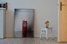 Freunde von Freunden — Christiane Bördner und Marcus Gaab — Art-Direktorin und Fotograf, Apartment und Studio, Berlin-Kreuzberg und Prenzlauer Berg — http://www.freundevonfreunden.com/interviews/christiane-boerdner-und-marcus-gaab/