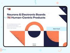 by Semas Game Design, Web Design, Graphic Design, Ui Portfolio, Frame Layout, Header Design, Collage Illustration, Ui Web, Design System