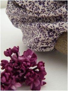 Poupée violette