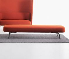 Portus Bench by Lammhults   Waiting area benches