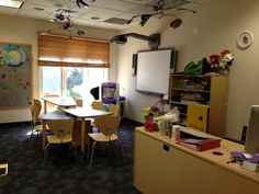 Welcome to our Learning Center. Where families can get one-on-one sessions with our Education Program Coordinator!