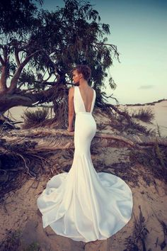 Wedding dress Liz Martinez