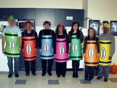 crayon costume diy - Google Search