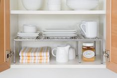 this is what a perfectly organized cabinet looks like
