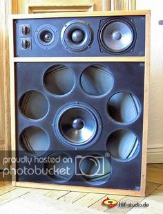 High End Audio Equipment For Sale Open Baffle Speakers, Pro Audio Speakers, Audiophile Speakers, Hifi Audio, Tower Speakers, Speaker System, Audio System, Speaker Box Design, Audio Studio