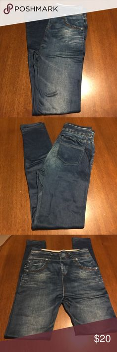 As seen on tv jeggings Jeggings as seen on tv. Tummy tuckers. Super comfy and very shaping. Jeans