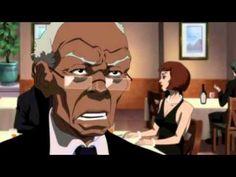 The Boondocks Season 3 Episode 11 - its a black president Huey Freeman