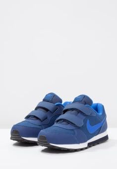Nike Sportswear MD RUNNER 2 - Sneakers - coastal blue239 DKK SALE