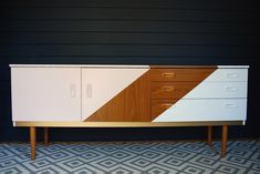 Be inspired by some of our favourite items of painted furniture that have left the Orange Otter workshop. Navy Furniture, Upcycled Furniture, Painted Furniture, Furniture Ideas, Mid Century Sideboard, Buffet, Bedroom Cupboards, Grey Paint, Maine House
