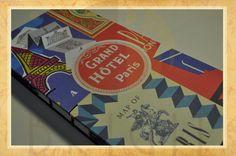 Hand bound book - Bookbinding - Encadernação artesanal -Estúdio Brigit: Sketchbook Paris (1)