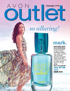 Avon Campaign 17 2015 Outlet is online. View the summer deals at http://BeautyWithMary.com