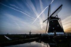 Pendant ce temps, dans la campagne. © Ronnie Spoelstra. Landscape's. Bleiswijk, The Netherlands.