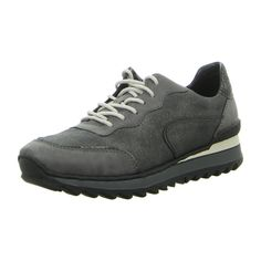 NEU: Rieker Sneaker Schnürer M6912-42 - grau -