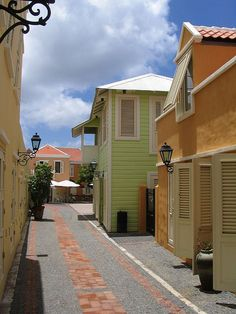 Curacao Old Town  can't wait to tour here :) eeek