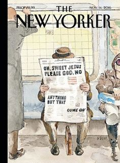 Subscribe to The New Yorker - The New Yorker is a culturally aware magazine that dates as far back as 1912. Famous for their cartoons and covers, The New Yorker features commentary on a wide variety of news topics.