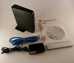 D-Link DAP-1513 300Mbps Wireless N WiFi Dual Band MediaBridge Range Extender #DLink