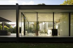 Image 19 of 24 from gallery of CTN House / Brengues Le Pavec architectes. Photograph by Marie-Caroline Lucat Architecture Art Design, Residential Architecture, Amazing Architecture, Architecture Details, Tiny House Design, Modern House Design, Steel Frame House, Portable House, House Extensions