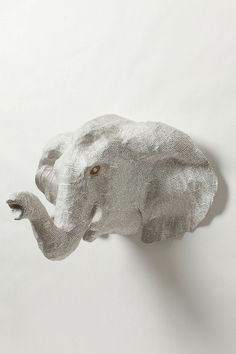 papier mache elephant by nicolson.araya