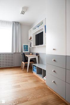 Pokój dziecka styl Nowoczesny - zdjęcie od Raca Architekci - Pokój dziecka - Styl Nowoczesny - Raca Architekci