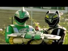 Power Rangers RPM S17 - Episode 30 (End Game)