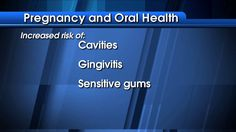 Learn more about the risks to your oral health during pregnancy. A video from the American Dental Association.